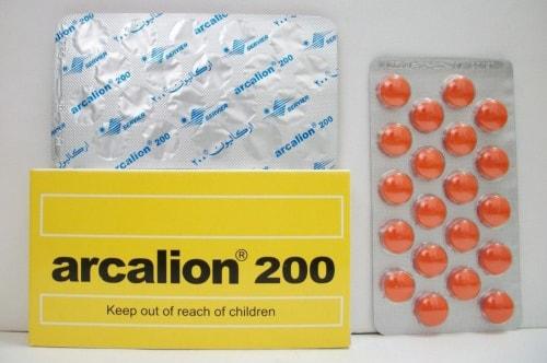 أركاليون أقراص مقوى عام ولتحسين الذاكرةArcalion Tablets