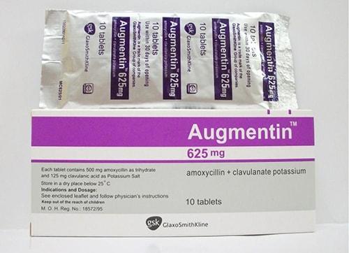أوجمنتين مضاد حيوى، دواعي الإستعمال، الجرعات، السعرAugmentin