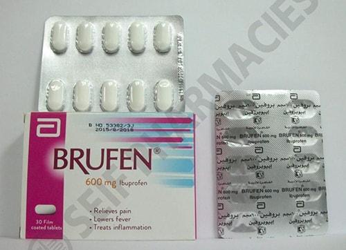 بروفين دواعي الإستعمال، الجرعات، السعر، الأثار الجانبية Brufen