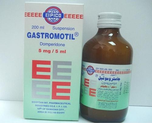 جاستروموتيل لتنظيم حركة الجهاز الهضمى وعلاج عسر الهضم Gastromotil