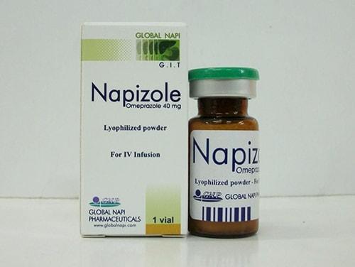 نابيزول فيال حقن Napizole vial