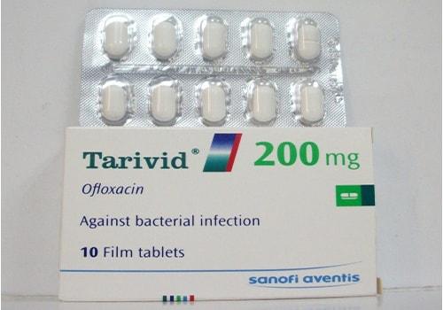 تاريفيد أقراص مضاد حيوى لعلاج العدوى البكتيريةTarivid Tablets
