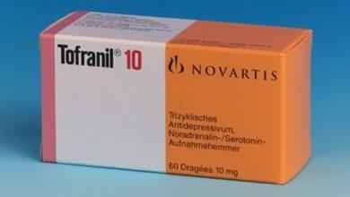 توفرانيل أقراص لعلاج الاكتئاب وسرعة القذف Tofranil Tablets