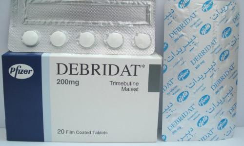 ديبريدات أقراص لعلاج القولون العصبي وتقلصات البطن Debridat Tablets