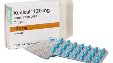 زينيكال كبسولات لإنقاص الوزن وعلاج السمنة Xenical Capsules