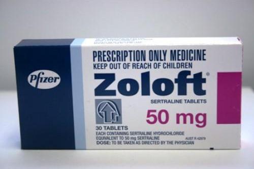 زولفت أقراص لعلاج الاكتئاب والوسواس القهرى Zoloft Tablets