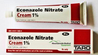 إيكونازول كريم لعلاج الفطريات الجلدية Econazole Cream