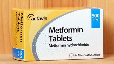 ميتفورمين أقراص لعلاج النوع الثاني من مرض السكر Metformin Tablets