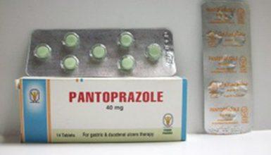 بانتوبرازول أقراص لعلاج قرحة المعدة والاثنى عشر Pantoprazole Tablets