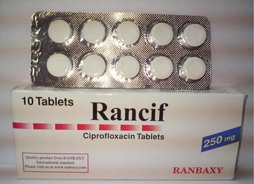 رانسيف أقراص مضاد حيوى واسع المجال Rancif Tablets