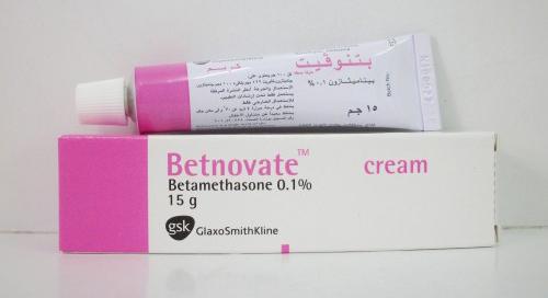 بيتنوفيت كريم لعلاج الالتهابات والحكة الجلدية Betnovate Cream
