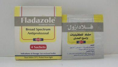 فلادازول مضاد للطفيليات والجراثيم واسع المجال Fladazole