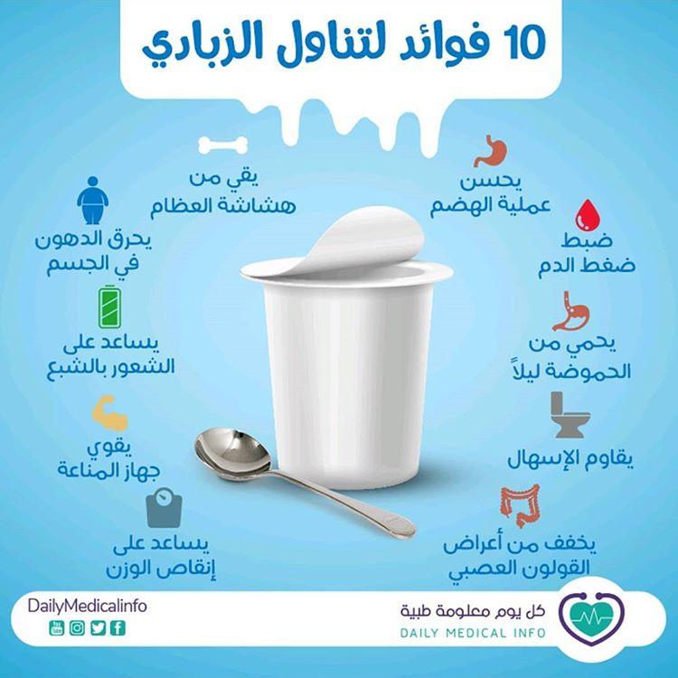 10 فوائد لتناول الزبادي